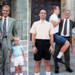 Tiga Bersaudara membuat Foto masa kecil untuk hadiah ulang tahun Ibunya
