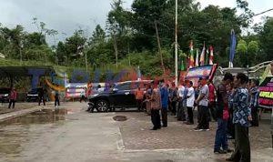 Bendera tidak di kibarkan saat pelatikan Anggota DPRD Nias Utara