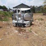 Kecelakaan Lalulintas Antara PENGANTAR UANG PANAI vs PENGANTARUNDANGAN