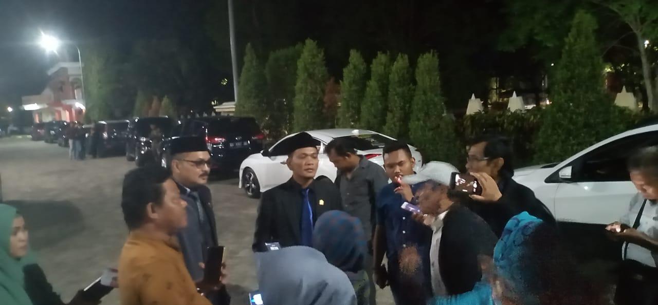 PWI Bone Mengecam Larangan Peliputan saat Pengambilan Sumpah Jabatan Wakil Ketua DPRD Bone
