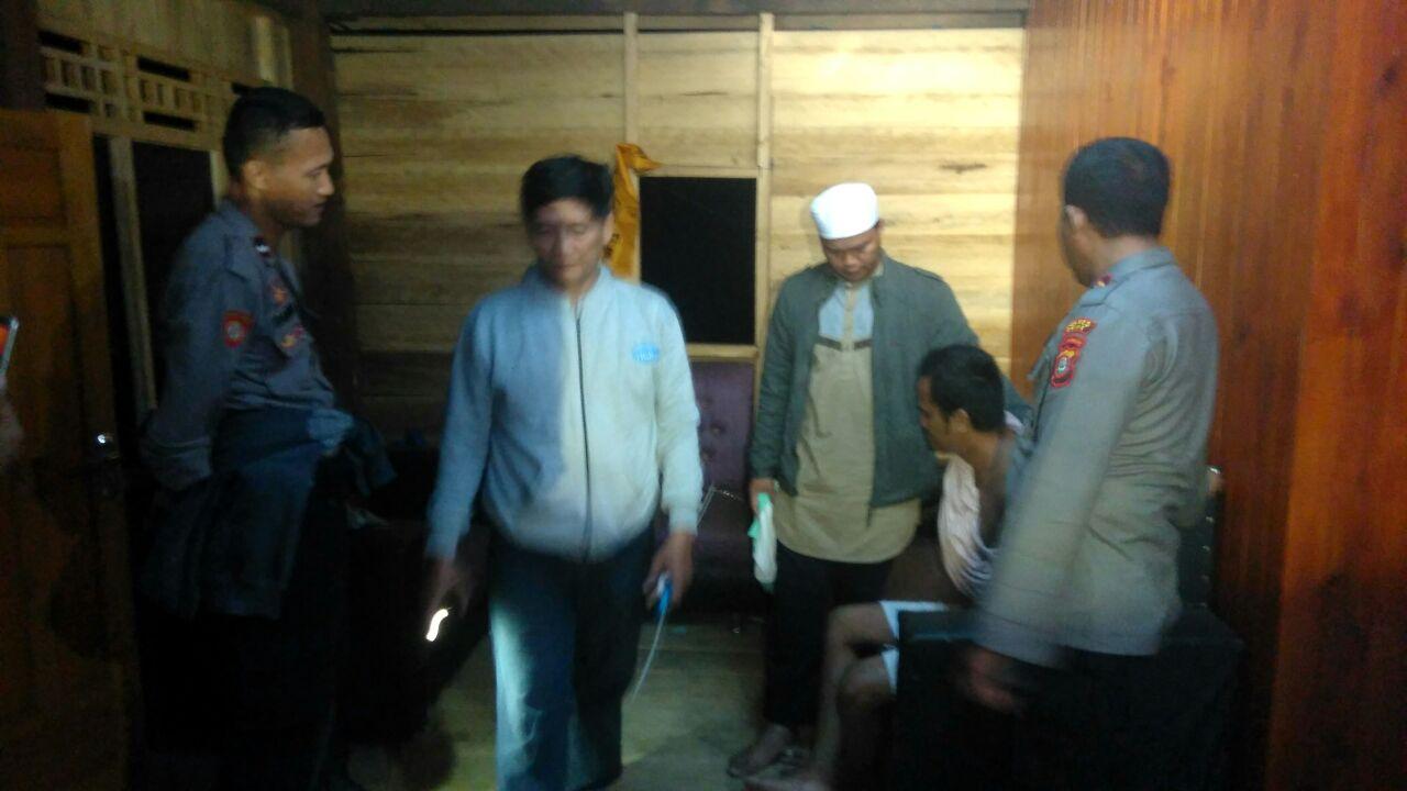 Syamsuddin Akhirnya Diringkus setelah DPO 3 tahun karena menganiaya Ibu kandungnya