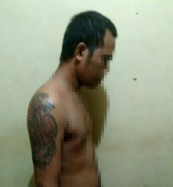 Syamsuddin Akhirnya Ditangkap setelah DPO 3 tahun karena menganiaya Ibu kandungnya