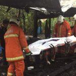 Gadis Usia 11 tahun tewas terpanggang saat rumahnya terbakar