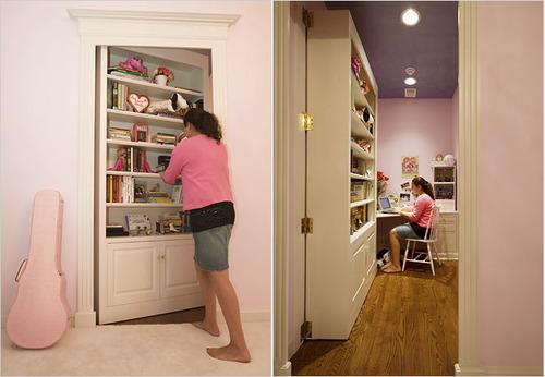 12 Pintu Rahasia Menuju Kamar Tersembunyi