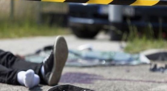 Pengendara CBR Tewas di tempat Usai tabrak Trotoar