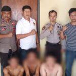 Perkosa Gadis 15 Tahun Secara bergilir, 3 Pemuda di Bone Diringkus Polisi