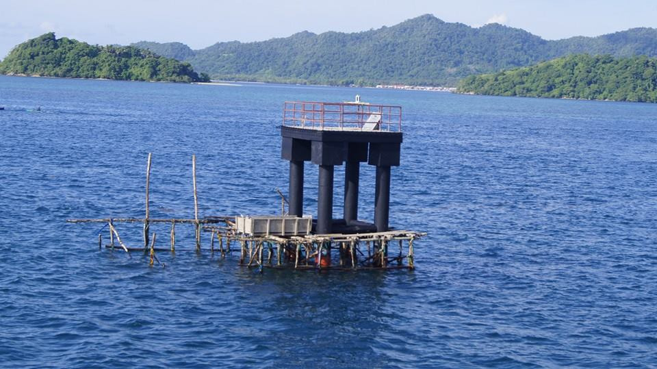 Area Pelabuhan Pattumbukang, Desa Lowa, Kecamatan Bontosikuyu.