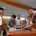 Wabup Bantaeng Hadiri Pelantikan Pengurus DPD AGPAII Masa Khidmat 2018-2024