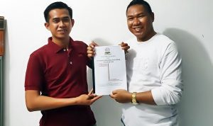 DPP GERAK INDONESIA Berikan SK Kepada Andika Ali Kanji, S.H Sebagai Ketua DPD Provinsi Sulawesi Selatan