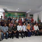 Jalin Sinergitas Dengan Media, Pengadilan Negeri Bone Silaturahmi Dengan Insan Pers