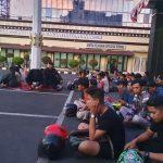 Antisipasi Gangguan Kamtibmas, Polrestabes Makassar Pimpin Patroli Skala Besar