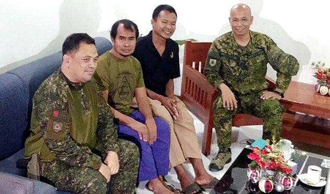 Satu Tentara Filipina Tewas saat menyelamatkan Nelayan Indonesia yang disandera Abu Sayyaf