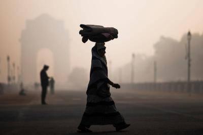 India memimpin Dunia dalam angka kematian terkait Polusi