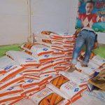 Polisi mengamankan 2,86 Ton Bibit Jagung Bantuan yang diduga akan diperjual belikan