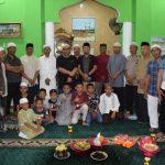 Silaturahmi, Kapolres Bone Mengajak Warga Kampung Laccokkong menjauhi Narkoba