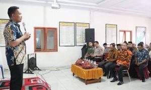 Bupati Bantaeng Launching Desa Sadar Pengawasan dan Anti Politik Uang