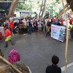 Jelang Hari Kab. Bantaeng, Bupati Buka dan Lepas Ribuan Peserta Karnaval