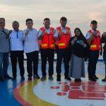 Pastikan Kelayakan rescue, Direktorat TSDP Periksa 5 Kapal Feri di Pelabuhan Bajoe
