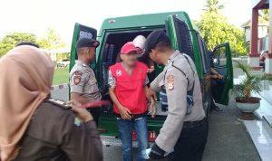 Tiga Tersangka Kasus Korupsi BOP PAUD Resmi di Tahan Kejaksaan Negeri Bone