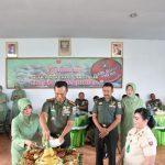 """Kodim 1407 Bone Menggelar Syukuran dalam Rangka Hari Juang TNI AD dengan Tema """"TNI AD adalah Kita"""""""