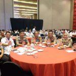 Kapolres Gowa Hadiri kegiatan Rapat Koordinasi Satgas Saber Pungli se-Sulawesi Selatan tahun 2019
