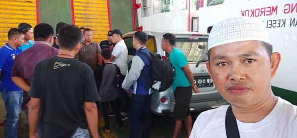 Hendak Bawa kabur Mobil Curian ke Kolaka, Lelaki asal Takalar di Ringkus Polsek Pelabuhan Bajoe