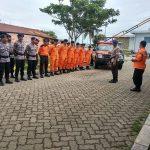 Jelang tahun baru, Brimob Yon C gandeng Basarnas siagakan TIM SAR di Bajoe dan Tanjung Palette