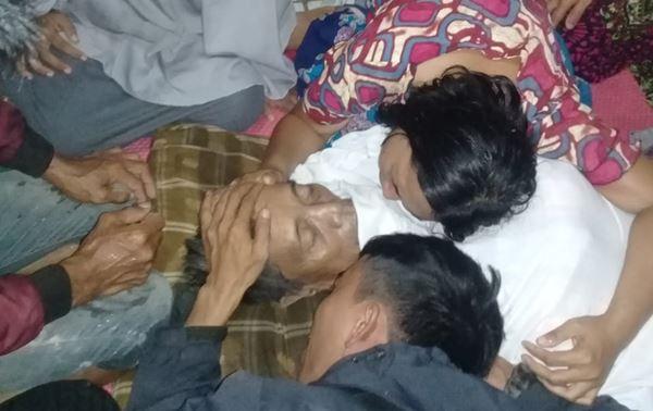 Lagi, Warga Gowa tewas seketika Usai di Sambar Petir