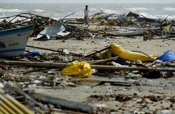 Mengenang 15 Tahun Bencana Tsunami yang menewaskan 128.858 Orang Indonesia
