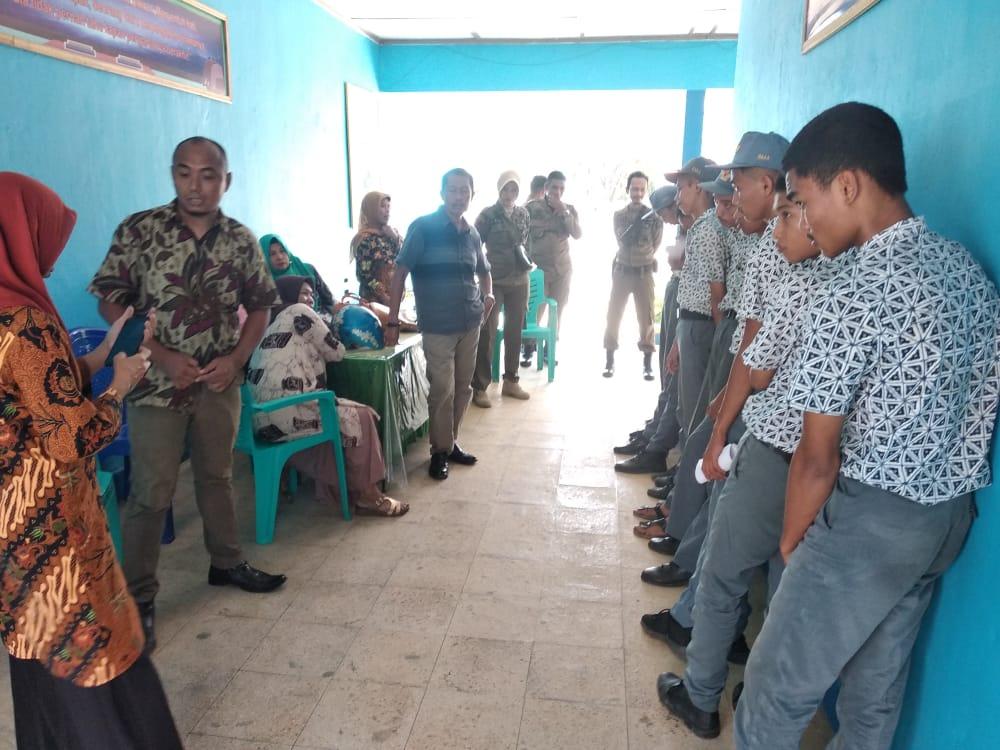 Lakukan Penertiban, Satpol PP Bone Berhasil Menjaring Puluhan Siswa yang Bolos/tidak Masuk Sekolah