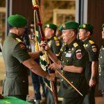 Mayjen TNI Andi Sumangerukka S.E., M.M Resmi menjabat Pangdam XIV/ Hasanuddin