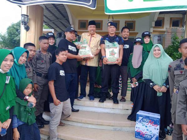 Muliakan Anaka Yatim, PasKas Bone Salurkan 10 Ton Beras Kwalitas Terbaik