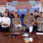 Press Release, Polres Pelabuhan Belawan Berhasil Mengungkap Kasus CURAT dan CURANMOR