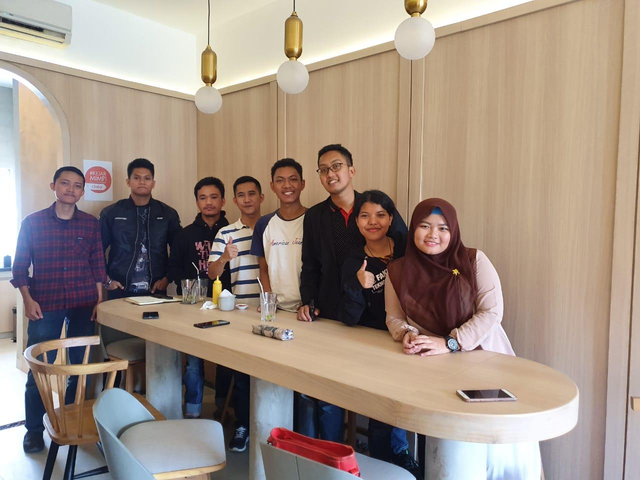 Kejar Mimpi Cibubur Siap Berikan Gerakan Sosial Dalam Membangun Karakter Positif Generasi Muda Indonesia
