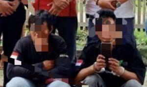 Curi Handpone di Bone, 2 Warga Makassar di Bekuk TIM Khusus Polsek Tanete Riattang