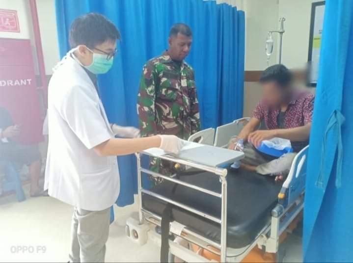 Istri Menolak Rujuk, Lelaki di Bantaeng lakukan percobaan bunuh diri