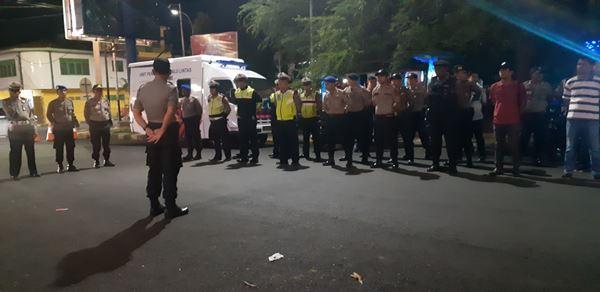 Balap Liar Marak di Bone, Kapolres Rencanakan Arena Latihan Balap yang aman bagi Pecinta Otomotif