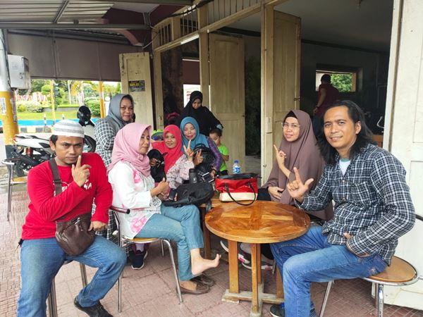 Bahas Persiapan Pelantikan, DPD JOIN Kabupaten Bone adakan pertemuan