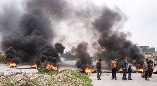 Perang Suriah tewaskan 384.000 Orang selama sembilan tahun