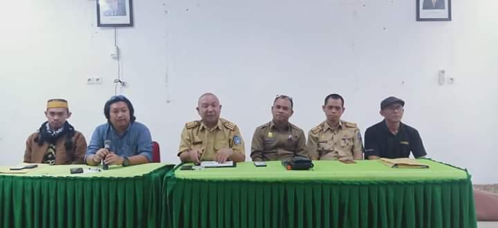 Hari Jadi Bone ke 690, Dinas peterakan Kabupaten bone target Rekor Muri Kontes Merpati Hias