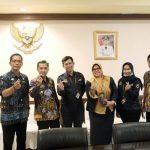 Wakil Bupati Jeneponto terima perwakilan Bank Mandiri cabang Takalar