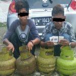 Mencuri Rokok dan Tabung Gas, 2 Remaja di Ringkus Unit Resmob Satreskrim Polres Bone