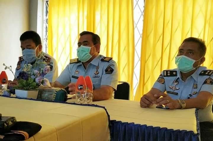 Kepala Divisi Pemasyarakatan Kemenkumham Sulsel Kunjungi LP Kelas IIA Watampone