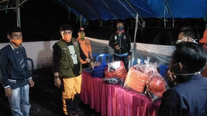 Lima Posko Percepatan Penanggulangan Covid-19 Dikunjungi Unsur Pimpinan Satgas Kabupaten Bone