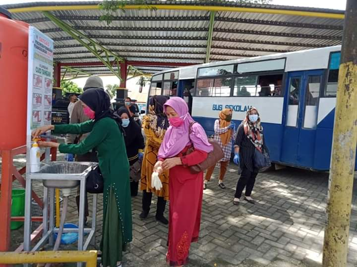 Melalui Proses Panjang, 21 Perantau Malaysia Asal Bone akhirnya tiba di Kampung Halamannya