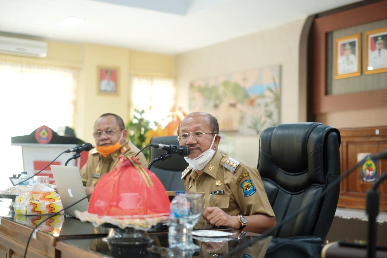 Tangani Corona, Pemkab Jeneponto, Siapkan 7 M Mamin dan Perjalanan Dinas Dipangkas