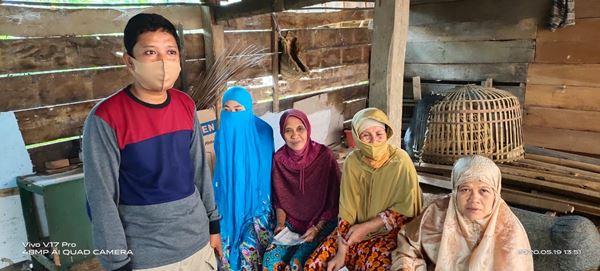 Miris..!!! Janda 62 Tahun Warga Tanete Riattang Mengaku Hngga hari ini belum Tersentuh Bantuan Pemerintah