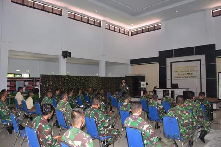 Gelar Briefing, Mayor Arh Wahyu Wibowo Bahas Rencana Latihan Posko 1