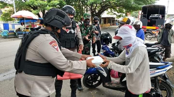 Hadapi Era New Normal, Dapur Lapangan TNI-Polri Terus Berbakti Untuk Masyarakat