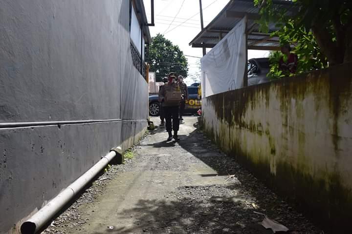Sambut Hari Bhayangkara, Polres Bone Kunjungi Sejumlah Purnawirawan Polri dan Warakawuri